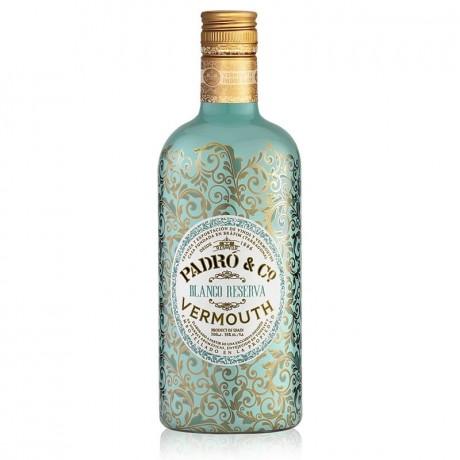 Vermouth Padró & Co Blanco Reserva
