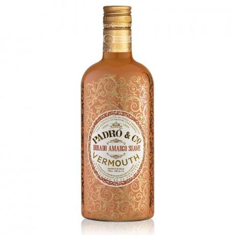 Vermouth Padró & Co Dorado Amargo Suave