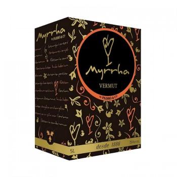 Bag in box Vermut Myrrha...