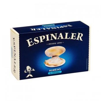 Almejas al natural Espinaler
